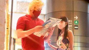 カズレーザー、美人元棋士・竹俣紅と交際報道「マスクしてバレないと思っていた」
