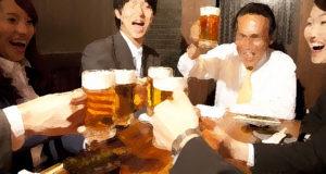 【居酒屋】泥酔客「お会計!」→ 店員「お会計はお済みです」→ 泥酔客(隣の席の俺をチラッと見て会釈) → 俺「いやいや…」