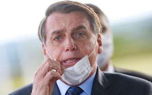 ブラジル大統領「怖がらずに外に出ろ、「予防接種ワクチンを買えとせがみ続けるバカな奴らがいる」