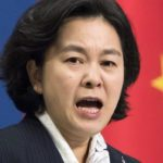 中国報道官、米の台湾・香港対応めぐり「卑劣な態度を示した米国責任者に対し制裁を実施する」