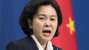 日米仏豪の共同訓練に、中国外務省「ガソリンの無駄遣い」