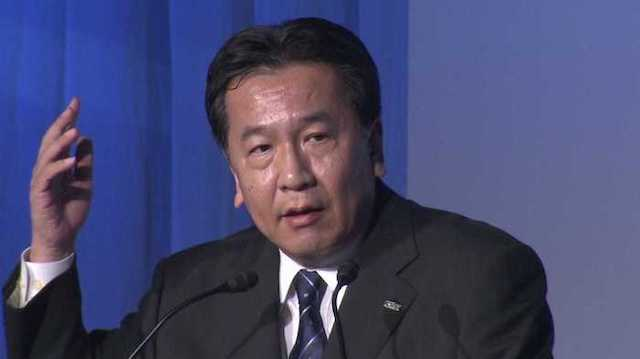 【処理水放出】立憲・枝野氏、決定するのは拙速「政府から対応や説明がなされていない」