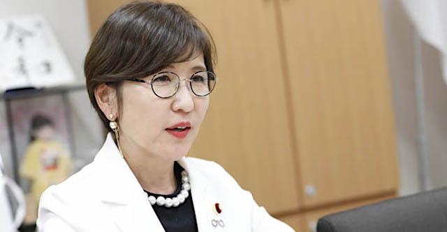 自民・稲田氏、総裁選出馬に強い意欲「政治は男性がやるものという固定概念を打ち破る必要がある」