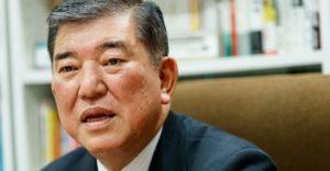石破氏、安倍首相に説明要求「野党に納得してもらうのは国民に納得してもらうということ」