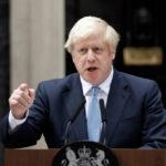 英ジョンソン首相「責任は私に」 コロナ死者、10万人超える