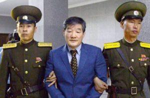北朝鮮で一時拘束され、解放された米国人博士・キム氏「安倍政権は文政権と手を切る覚悟も持つべき」