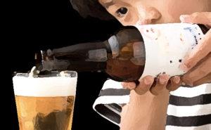 【話題】『(息子5歳に)金曜だしお母さんビール飲みたいから、子どもだけで寝れるかなぁ?と冗談で呟いてみたら…』