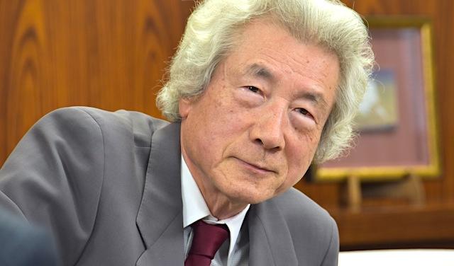 【ポスト安倍】小泉元首相「次期総裁は岸田氏か石破氏のどちらかになる」