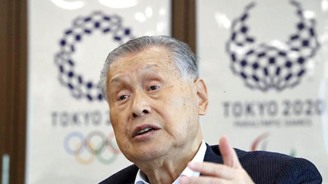 【東京五輪】森会長「来年になればすべてが解決するという、神に祈るような気持ちでやってる」