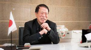 アパグループ元谷外志雄代表「日本は独立自衛の国にならなければ」
