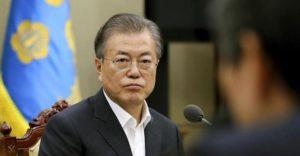 韓国・文大統領「日本企業の資産現金化は駄目」