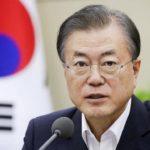 【徴用工】韓国・文大統領「被害者が同意できる円満な解決策を日本と共に努力する」