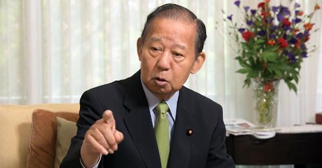 【東京五輪】二階氏、中止も選択肢「無理ならスパッとやめなきゃ」
