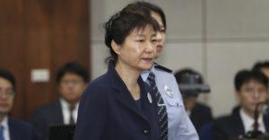 【韓国】収賄罪や職権乱用罪などに問われた朴槿恵前大統領に懲役20年