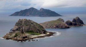 【サラミスライス侵犯】中国が尖閣で「領空侵犯」主張 海保機に退去要求
