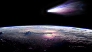 【NY】プロポーズで「奇跡の一枚」5千年に一度の彗星
