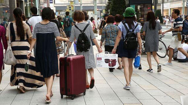 『早く行きたい!』 日本旅行を待ちわびる中国人が急増中