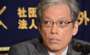 山口二郎氏「残念ながら、周恩来以来の中国共産党に対する敬意が消滅した…」