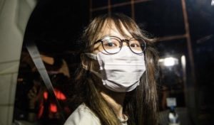周庭さん逮捕 香港警察、国安法違反容疑 → 羅冠聰さん「彼女は無罪だが、無期刑を受ける可能性がある」