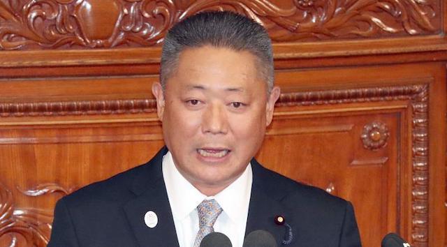 維新・馬場氏、立憲民主党は「日本に必要ない政党」
