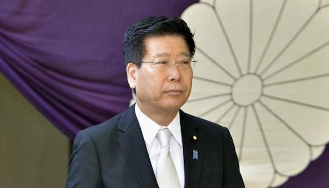【靖国参拝】衛藤担当相、記者の質問に「中国や韓国からいわれることではないはずだ。そういう質問のほうが異常だ」