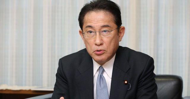 岸田氏が出馬を明言 総裁選