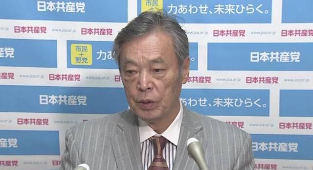 ミサイル防衛めぐる自民党の提言に、共産・穀田氏「本質は先制攻撃だ。必要なのは平和のための外交努力」