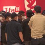現行犯逮捕された少年は更生保護施設から失踪後に犯行か… 福岡商業施設女性刺殺