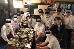 NHK政治部が『フェイスシールド飲み会』→ 部下「開いた口が塞がらない」、ネット「受信料で飲む酒はさぞ美味いだろうな」