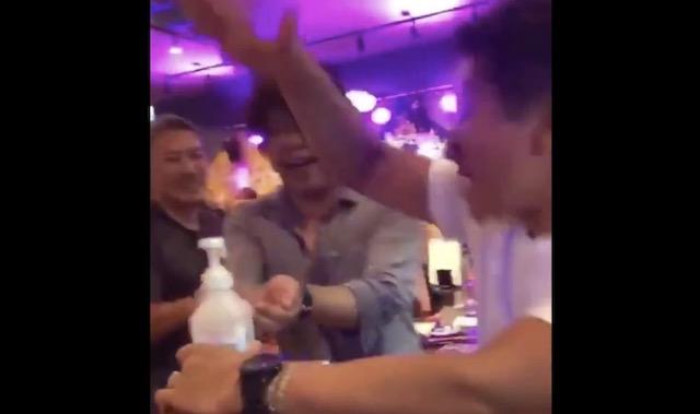 【話題】『本日石垣島にて新型コロナ感染者が6名も出た直後の某ライブ居酒屋インスタライブをご覧下さい…』