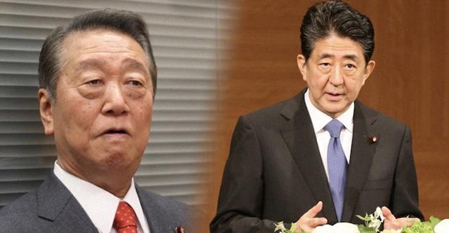 小沢氏「いつでも組織を腐らせるのはトップ。頭が腐れば全部腐る。そんな行政に、そんな国になってしまった…」