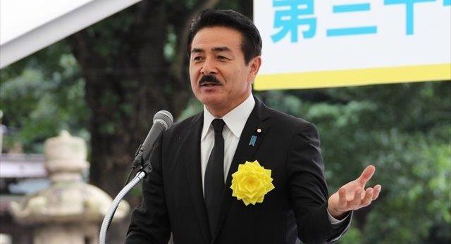 佐藤正久議員「肥前鳥島は岩でなく『島』だと強く主張しないとダメだ」