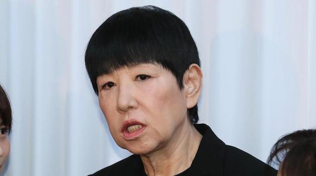 和田アキ子さん、自民・二階氏に「夜道気をつけた方がいい」