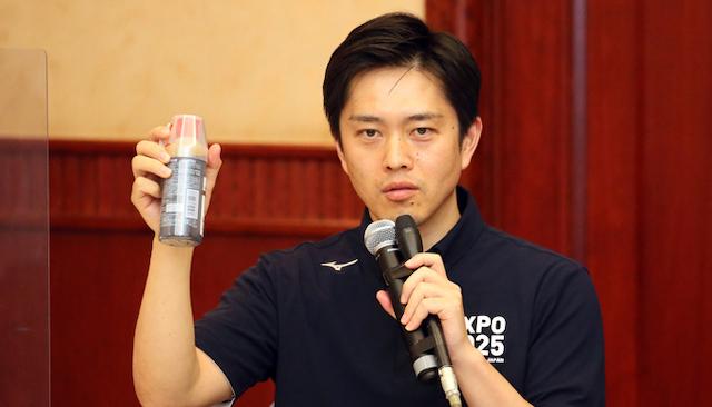 【イソジン】吉村知事、インサイダー取引疑惑を否定「一線を超えるものは、然るべき対応をとります」