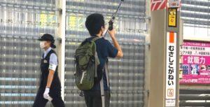 【話題】『新しくなった武蔵小金井駅の発車メロディ、初日に収録する収集家さんの装備がガチ』