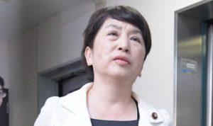 社民・福島党首「平井卓也議員がIT大臣に。大臣の資格があるでしょうか…」