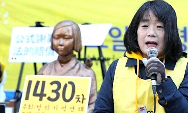 【韓国】慰安婦支援団体 寄付金を私的流用 前理事長を在宅起訴