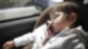 車内で6歳と3歳の女児が死亡… 熱中症の可能性