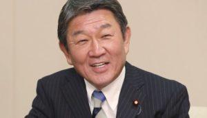 茂木外相「21世紀の日本を『多様性のある多民族社会」』に」「定住外国人に地方参政権を与える 」