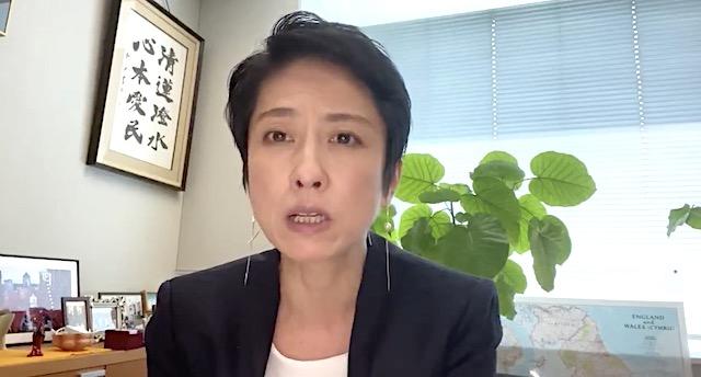 【学術会議】蓮舫議員「中国に協力してる、論文がない、政府に勧告してない、活動が見えない、10億使ってる、憲法15条がある 。次から次へと論点ずらし…」