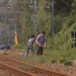 """鉄道会社、マナー守をらない""""撮り鉄""""に激怒「どんな神経してるんでしょうか?死にますよ。マジで。」"""