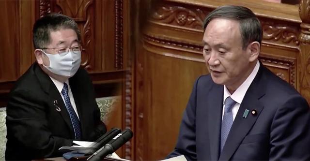 菅総理、日本学術会議の会員比率を発表 野党からヤジ炸裂…