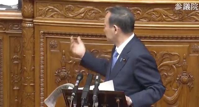 【動画】野党「ギャーギャー」 → 菅総理「(答弁妨害を)注意してもらえますか?」 → 小川副議長(立憲)「・・・」