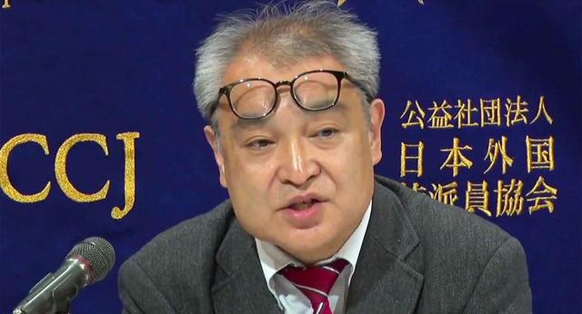 【最高裁】元朝日新聞記者、植村隆氏の敗訴確定 慰安婦記事巡り