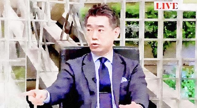 橋下徹氏「まさに中国方式ですよ!武漢ですよ!収容できる病院作って対応する」「中国みたいなやり方は嫌だけど、それに近い権力を行使すべき」