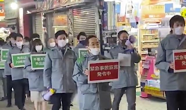 【話題】『新宿にいる人がこんな事でいなくなったら苦労しないw』(※動画)