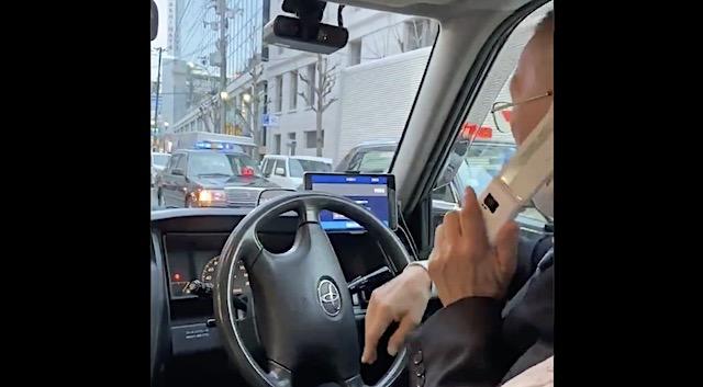 【動画】『突然意味なく怒鳴り出した高齢ドライバーにタクシーで支払いをしたのに二重料金を取られそうになりました…』