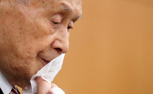 【速報】東京五輪・パラ組織委 森会長、辞意固める 後任は川淵三郎氏で調整