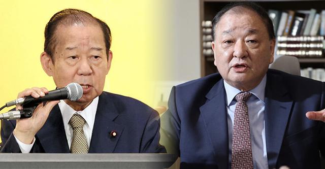自民・二階氏「腹割って話そう」 姜昌一駐日韓国大使と面会