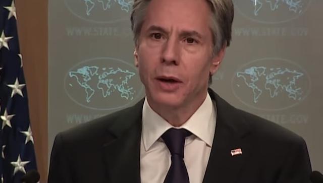 """米国務長官「新疆ウイグル自治区で、中国当局による大量虐殺が行われている」人権報告書では""""証拠もある"""""""